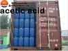 GLACIAL ACETIC ACID 99.8%( Food and Industrial Grade)