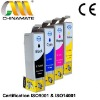 Compatible Ink Cartridge for Epson T1291-T1294_T1281-T1284_T1291/T1301+T1302-T1304