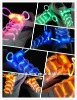3 Flashing Modes,Flashing/Shining Led shoelaces ,Suit For Holiday Party
