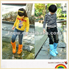 Funny honey children rain shoes cover