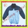 Polyester/pvc outer jacket/Waterproof windproof jacket/Warm Jacket