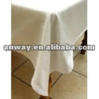 hot selling polyester square tablecloth