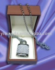 Necklace USB flash driver,Diamond USB disk