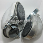 "whole sales cheaper welcome Aluminum 1"" aluminum tube end caps"
