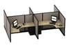 Moderen Style Modular Office Furniture Office Partitions