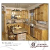 wood kitchen cabinet natural finish