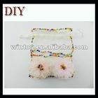Organza present gift pakaging pocket bag diy materials