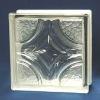 cycle rhombus glass block