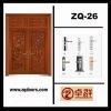 luxury bronze entry doors