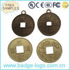 collective simulation design old chinese coins copper