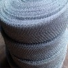galv. knitted wire mesh