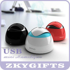High quality Mini air clean usb air humidifier electric heater humidifier