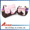 2 pcs-suit mama baby bag