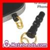 Plastic Anti Dust Earphone Jack Plug Stopper