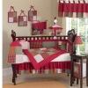 13pcs cotton baby bedding set