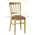 golden dining chair