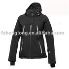 2011 winter waterproof &windproof women ski jacket