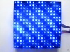 blue outdoor LED display screen module