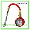 Heavy duty dial tire pressure gauge