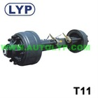Axle For Deutz Truck Inboard Drum Series.
