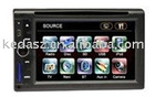 6.5'' digital touch car dvd navigation
