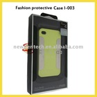 Hot Sell Colorful i-phone4 Silicon cover