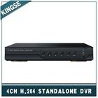 4CH H.264 D1 Cheap Security Camera DVR