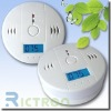 Carbon Monoxide Detector with LCD displayer RCC426 EN50291 Approval
