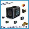 Multifunctional Security Camera Mini Speaker Hidden Camera with Night Vision