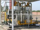 natural gas low-pressure dehydration unit
