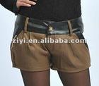 women's wear fashion self metal pin pendant accessories boots pants