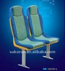 CS00326 -A metal-plastic city bus seat