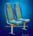 CS00326 -A metal-plastic city bus seat