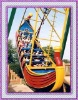 Amusement Park Adult Entertainment Pirate Ship Kiddie Ride For Sale