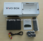 decodificador satelital Vivo box NUCO SKS and IKS twin tuner AZ box bravissimo HD satellite receiver