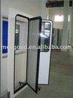 rv caravan motorhome entry door