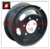 5.50-16 commercial truck wheels