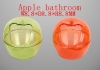 colorful plastic small pet bathroom accessories,pet product