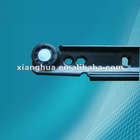 LCD TV mount with black coated tv slide mount