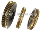 Bronze worm gear