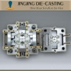 Precision mould, die cast mould, casting mould