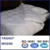 YAGAO 100%Cotton 400TC White Goose Down Duvet, WGD90