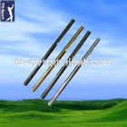 Black steel golf shaft with good quality