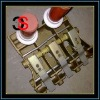 low price carbon brush holder for slip ring manufacture