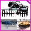 24 blades middle-duty disc harrow