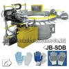 PVC glove dotting machine