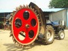Trenchers/mini TRENCHER/with tractor