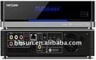 HDpro-i6 3.5'' Smart HD 3D Media Player REC DVB-T Web Browser Chipset Realtek1186 Android 2.2 OS