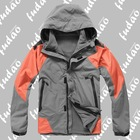 2012 new design 100% Polyester Assorted Color 3 in 1 Windproof Jacket