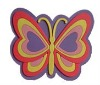 CF-F-0049 butterfly shaped fridge magnet